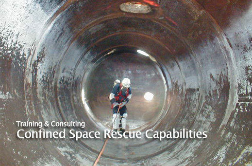 Confined Space Rescue Capabilities