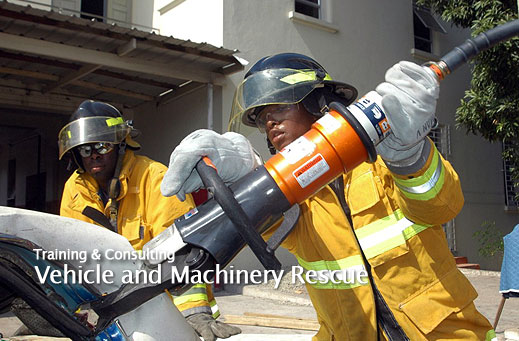 Vehicle and Machinery Rescue